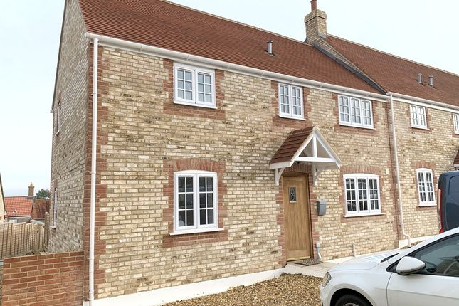 Thumbnail Semi-detached house to rent in Kington View, Templecombe