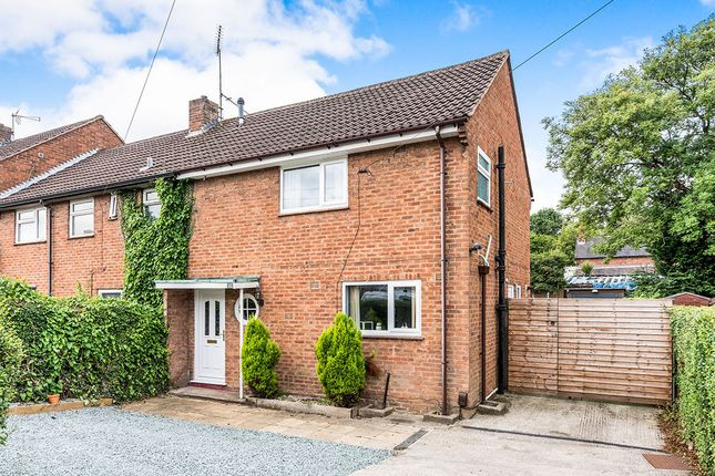 Thumbnail Terraced house for sale in Valley Road, Overdale, Telford