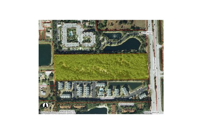 Thumbnail Land for sale in 6869 Airport Rd, Naples, Fl, 34109