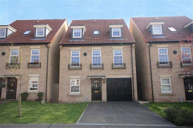 Thumbnail Detached house for sale in Grace Road, Retford, Nottinghamshire