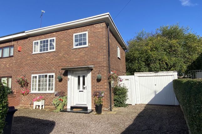 3 bed semi-detached house for sale in New Road, Donnington, Telford TF2
