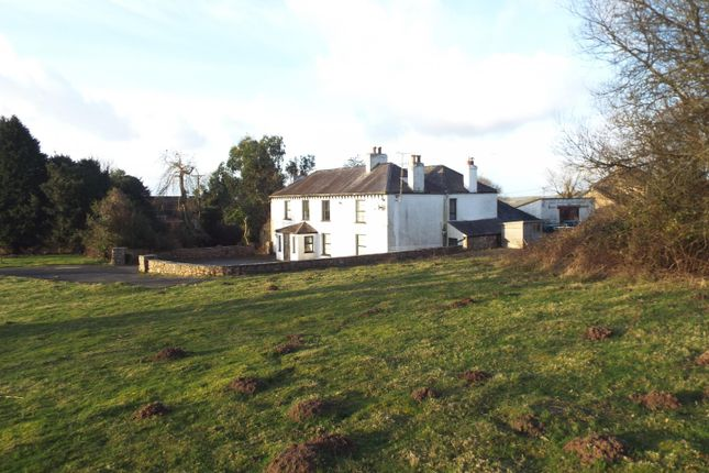 Thumbnail Country house for sale in Ty Bryn, Reynoldston, Gower, Swansea