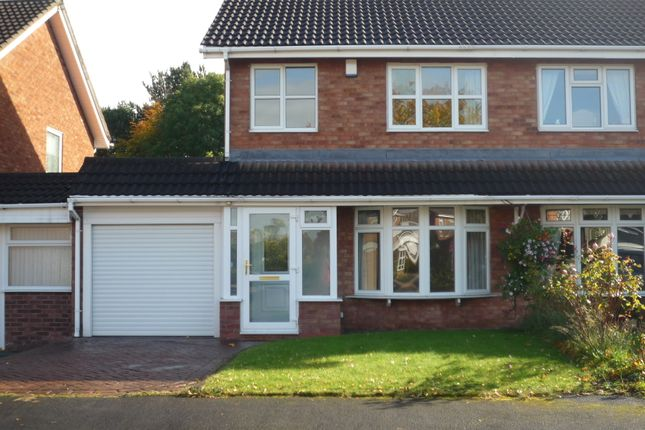 3 bed semi-detached house to rent in Athelstan Close, Penkridge ST19
