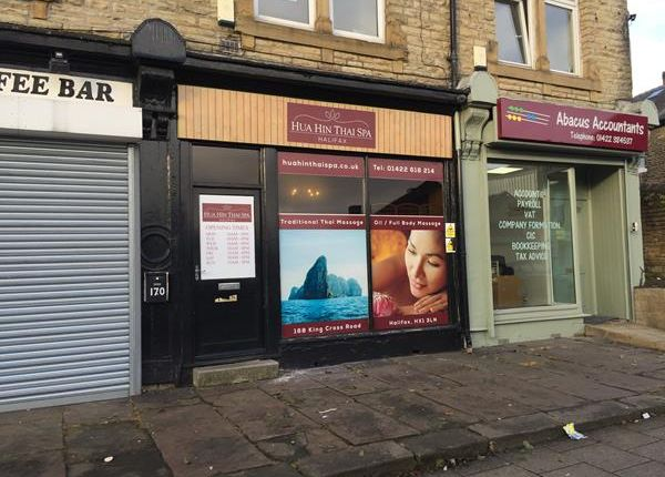 Thumbnail Commercial property for sale in 168 King Cross Road, 12 Constitutional Street, Halifax