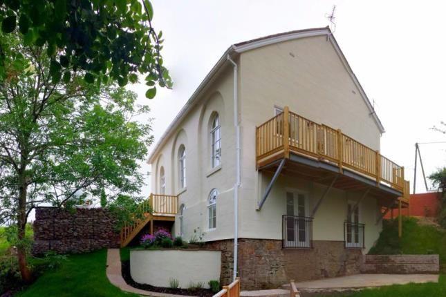 Thumbnail Detached house for sale in Ffordd Y Llan, Treuddyn, Flintshire