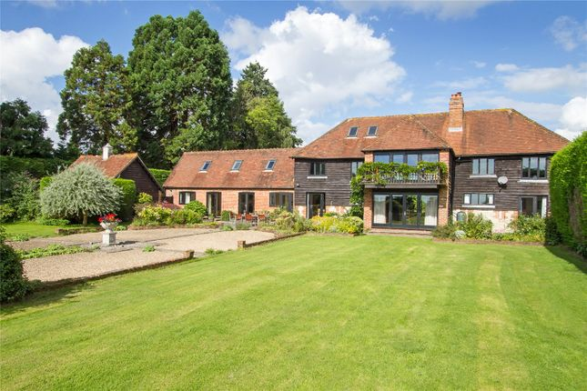 Thumbnail Barn conversion for sale in Stairs Hill, Empshott, Liss, Hampshire