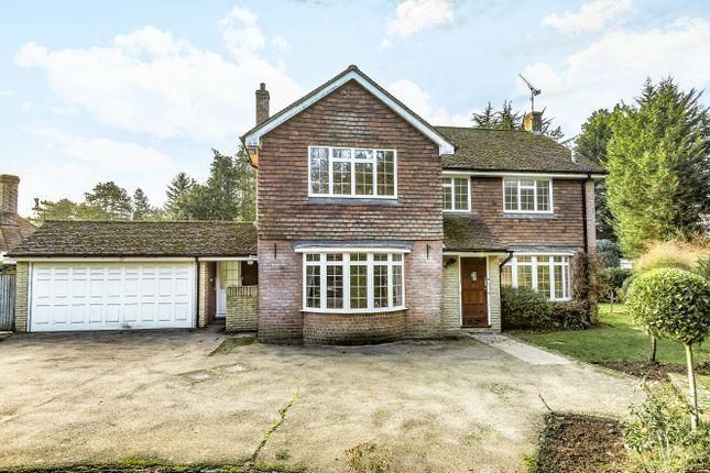 Thumbnail Detached house for sale in Hook Heath Road, Hook Heath, Woking