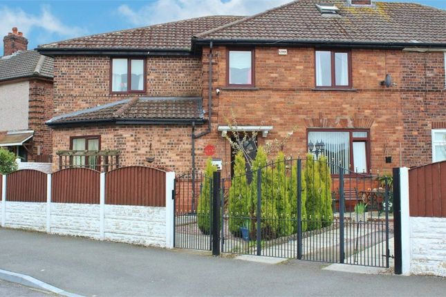 Semi-detached house for sale in Mottershead Road, Widnes, Cheshire