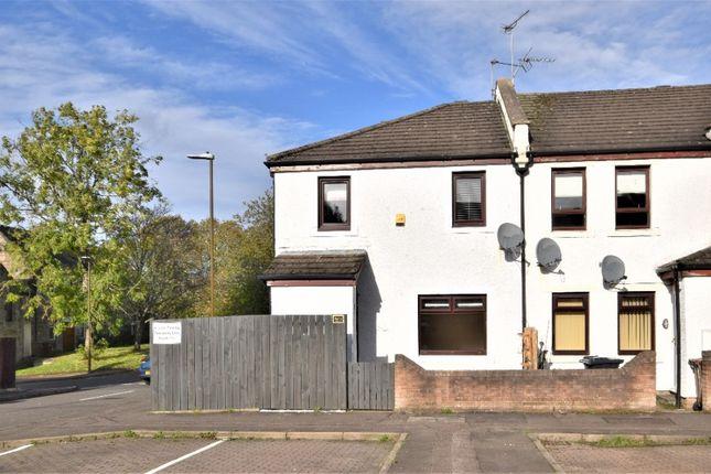 Thumbnail End terrace house to rent in Mcallister Court, Bannockburn, Stirling