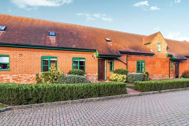 Thumbnail Terraced house to rent in Harvest Drive, Sindlesham, Wokingham