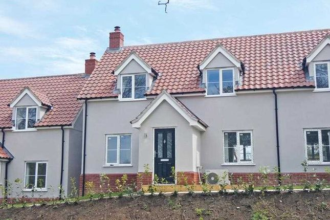 Thumbnail Semi-detached house for sale in Rising Sun Hill, Rattlesden, Bury St. Edmunds