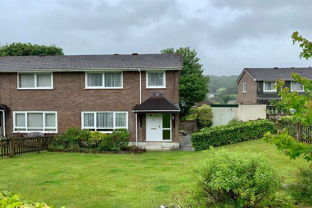 Thumbnail Semi-detached house to rent in Chichester Court, Horrabridge