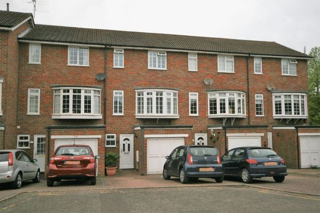 Thumbnail Terraced house to rent in Croft Court, Croft Road, Aylesbury