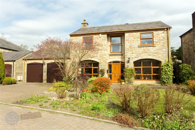 Thumbnail Detached house for sale in Bradshaw Hall Drive, Bradshaw, Bolton