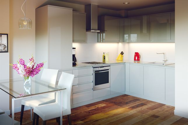 Thumbnail Penthouse for sale in Walton Court Centre, Hannon Road, Aylesbury