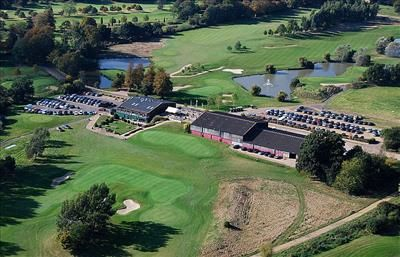 Thumbnail Commercial property for sale in Canford Magna Golf Club, Knighton Lane, Wimborne, Dorset