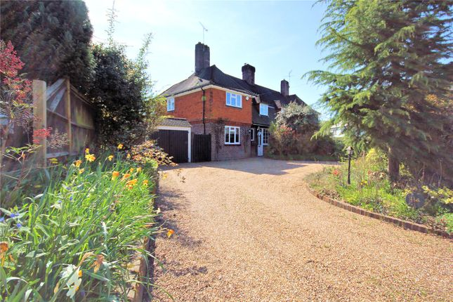 Thumbnail Semi-detached house for sale in Woking, Surrery