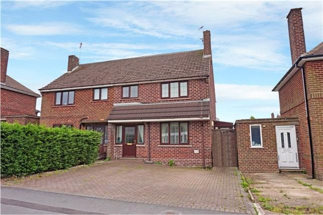 Thumbnail Semi-detached house for sale in Ivy Grove, Ripley