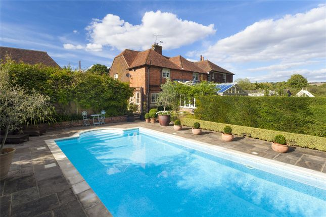 Thumbnail Detached house for sale in Headcorn Road, Grafty Green, Kent