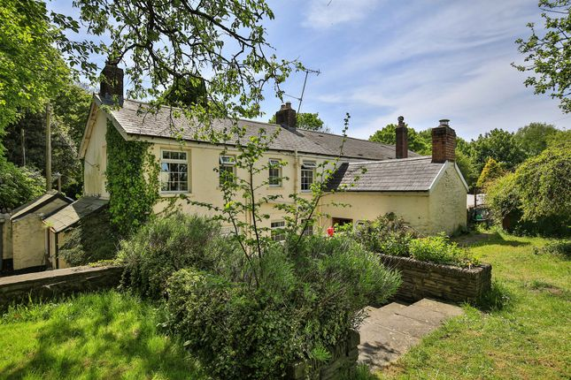 Thumbnail Detached house for sale in St Nicolas, St. Nicholas, Cardiff