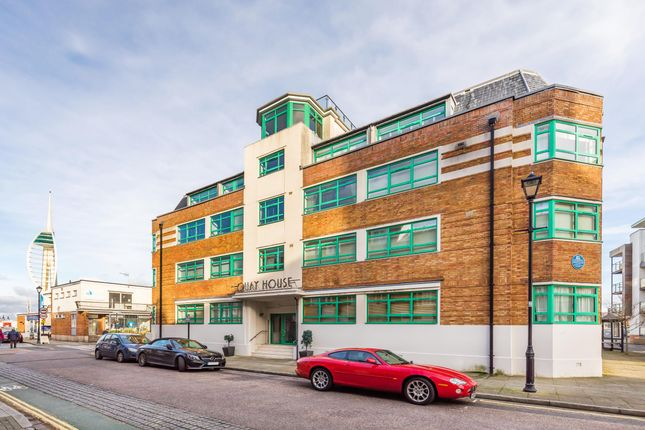 Thumbnail Flat for sale in Broad Street, Portsmouth