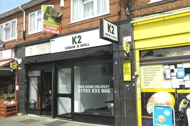 Thumbnail Commercial property for sale in Baylis Parade, Oatlands Drive, Slough