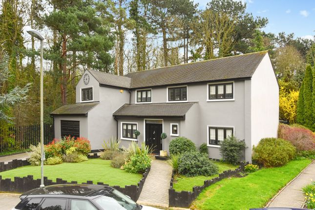 Thumbnail Detached house for sale in Barfield Road, Bromley