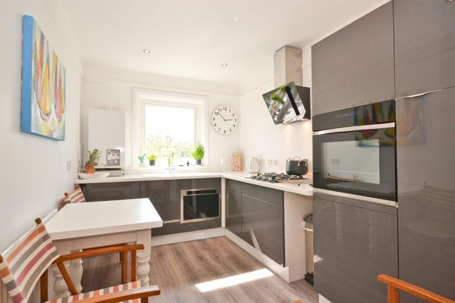 Thumbnail Flat for sale in Manna Road, Bembridge