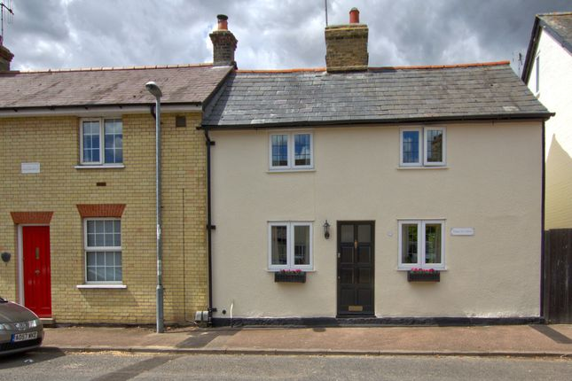 Thumbnail Semi-detached house for sale in Moorfield Road, Duxford, Cambridge