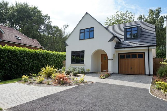 Thumbnail Detached house for sale in Abbotsbury Road, Broadstone