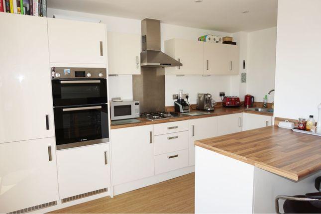 Kitchen of Firepool View, Taunton TA1