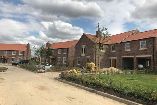 Thumbnail Detached house for sale in Meadow Edge, Biggin, Leeds
