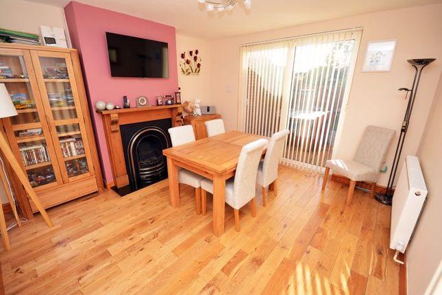 Dining Room of Elgar Crescent, Llanrumney, Cardiff CF3