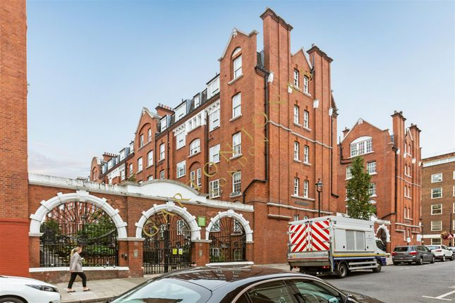 Exterior of Probyn House, Page Street, Westminster, London SW1P