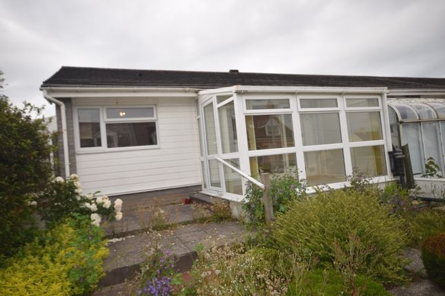 Thumbnail Bungalow to rent in Clovelly Gardens North, Bideford