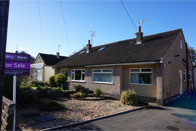 3 bed semi-detached bungalow for sale in Hallowes Park Road, Cullingworth