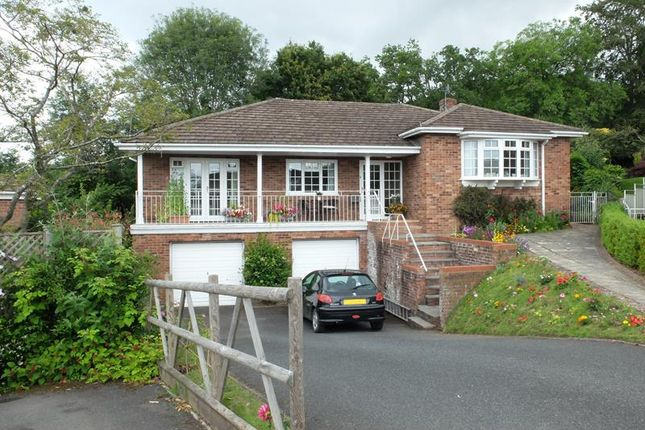 Thumbnail Bungalow for sale in 4 Knapp Ridge, Ledbury, Herefordshire