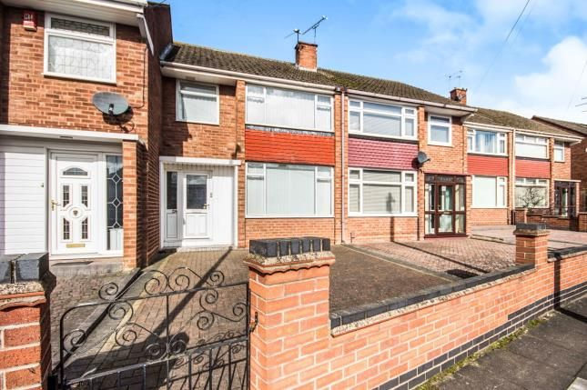 Thumbnail Terraced house for sale in Armscott Road, Wyken, Coventry, West Midlands