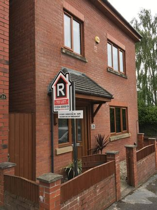 Thumbnail Detached house to rent in Essex Street, Horwich, Bolton