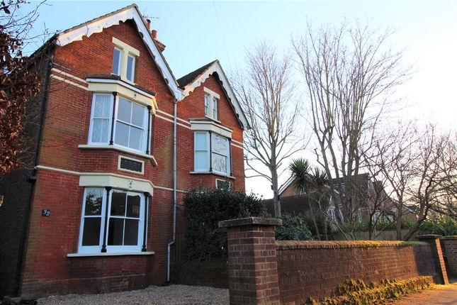 Thumbnail Semi-detached house for sale in Kings Court, Harwood Road, Horsham