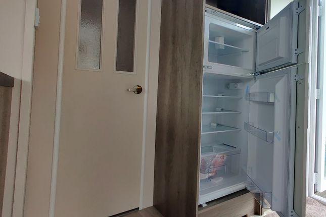 Fridge Freezer of Greenfields Holiday Park, Nr. Llangranog SA44