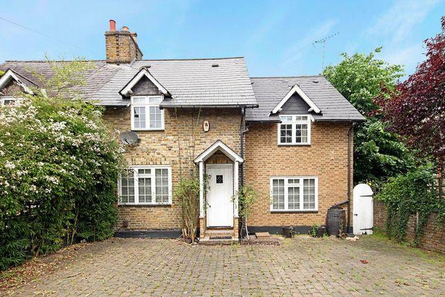 Thumbnail Semi-detached house to rent in Kingston Vale, London