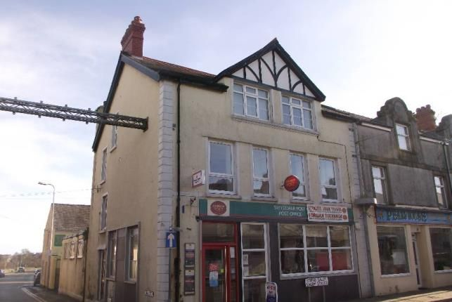 Thumbnail Flat for sale in Salem Street, Amlwch, Anglesey