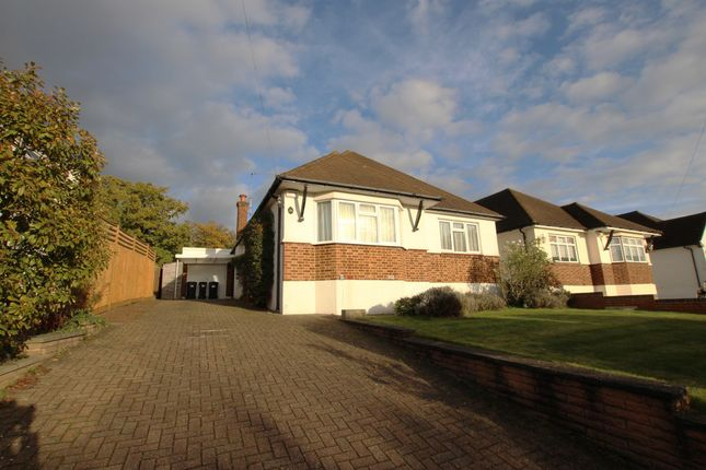 Thumbnail Detached bungalow for sale in Old Park View, Enfield