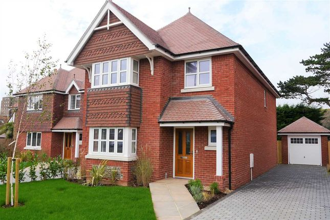 Thumbnail Detached house for sale in St Winefrides Road, Plot B, Littlehampton