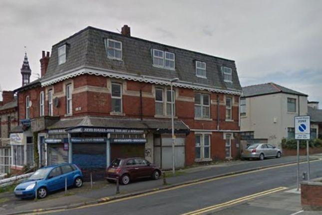 Thumbnail Flat for sale in Albert Road, Blackpool
