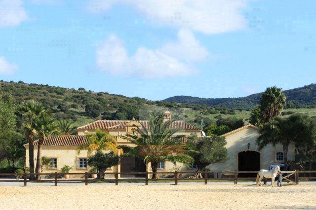 Equestrian property for sale in Finca Pasal Rio, Sotogrande, Spain