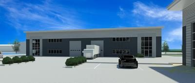 Thumbnail Light industrial to let in E1, Harrison Road, Airfield Business Park, Market Harborough, Leicestershire