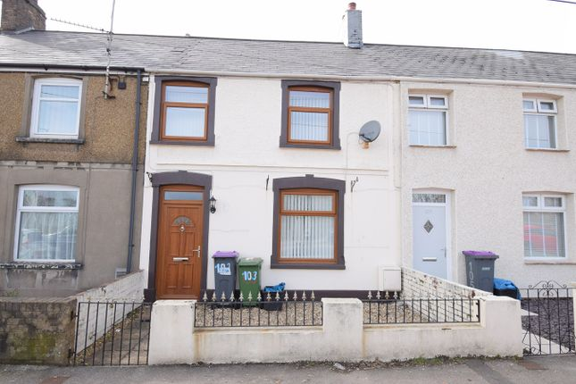 Thumbnail Terraced house for sale in Stafford Road, Griffithstown, Pontypool