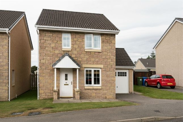Thumbnail Detached house for sale in Rowan Grove, Smithton, Inverness, Highland